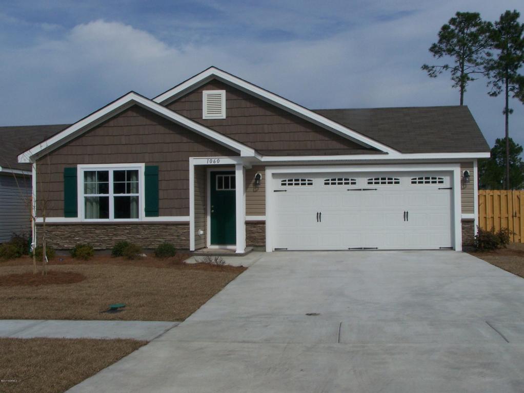 1060 Ashland Way, Leland, NC 28451 (MLS #100029913) :: Century 21 Sweyer & Associates