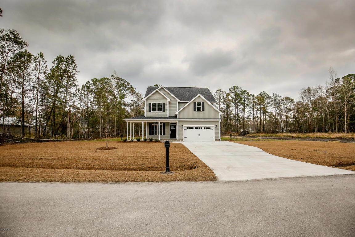 516 Carriage Lane, Jacksonville, NC 28540 (MLS #100031397) :: Century 21 Sweyer & Associates
