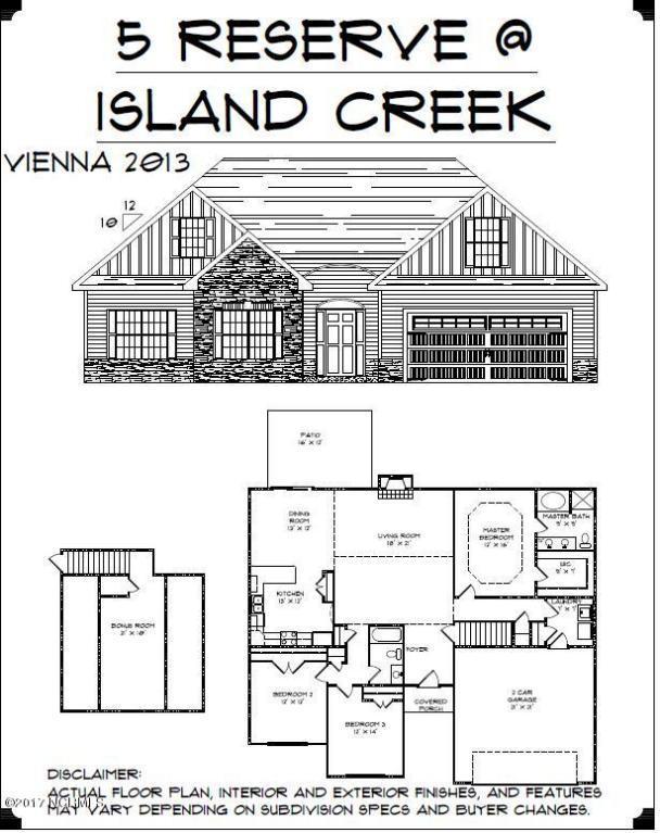 91 W Huckleberry Way, Rocky Point, NC 28457 (MLS #100037537) :: Century 21 Sweyer & Associates