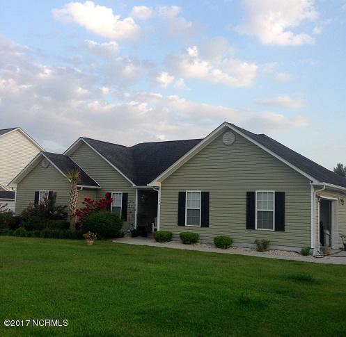125 Bur Oaks Boulevard, Newport, NC 28570 (MLS #100058033) :: Century 21 Sweyer & Associates