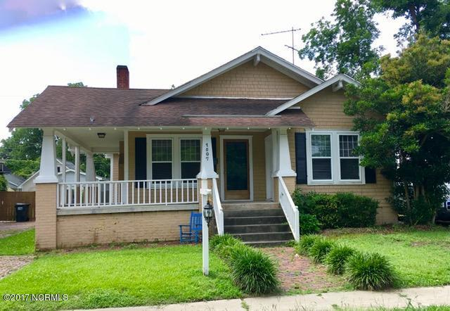 1507 Spencer Avenue, New Bern, NC 28560 (MLS #100067247) :: Century 21 Sweyer & Associates