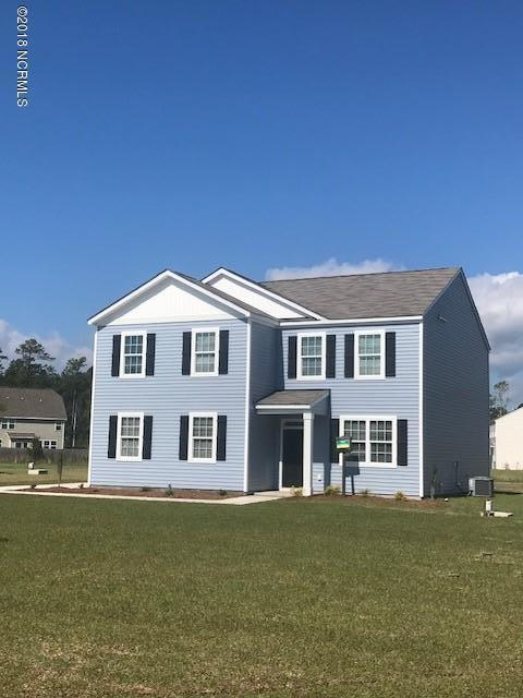 400 Saxby Way Lot 49, Holly Ridge, NC 28445 (MLS #100081873) :: The Keith Beatty Team