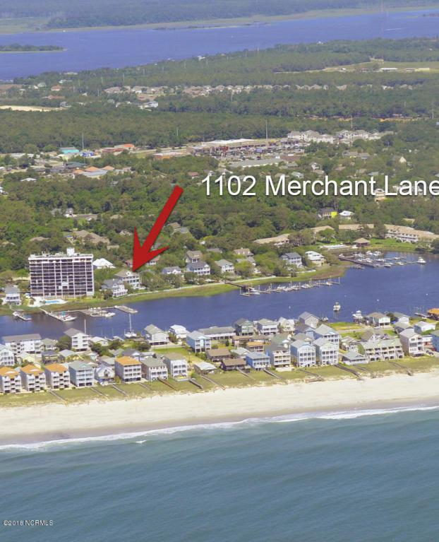 1102 Merchant Lane, Carolina Beach, NC 28428 (MLS #100104718) :: The Oceanaire Realty