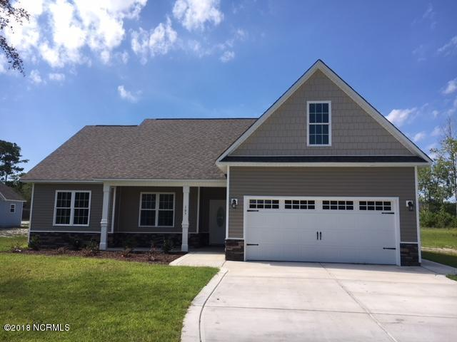 105 Captains Pointe, Sneads Ferry, NC 28460 (MLS #100113604) :: Century 21 Sweyer & Associates
