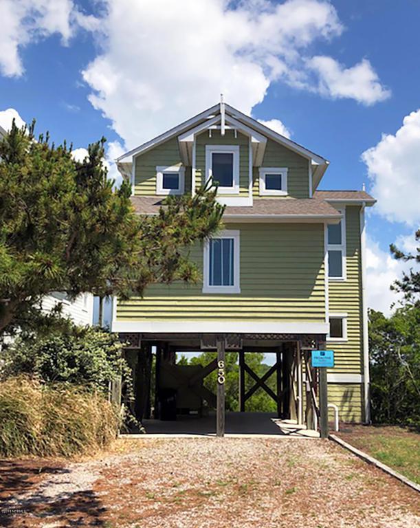 650 Ocean Boulevard W, Holden Beach, NC 28462 (MLS #100115505) :: RE/MAX Essential