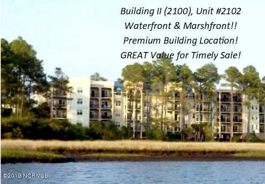 2100 Marsh Grove Lane #2102, Southport, NC 28461 (MLS #100162656) :: Lynda Haraway Group Real Estate