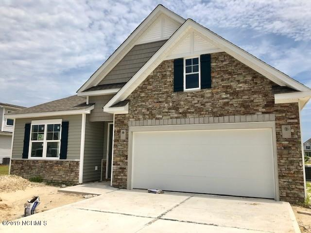 101 York Lane Lot 41, Hampstead, NC 28443 (MLS #100173078) :: Courtney Carter Homes