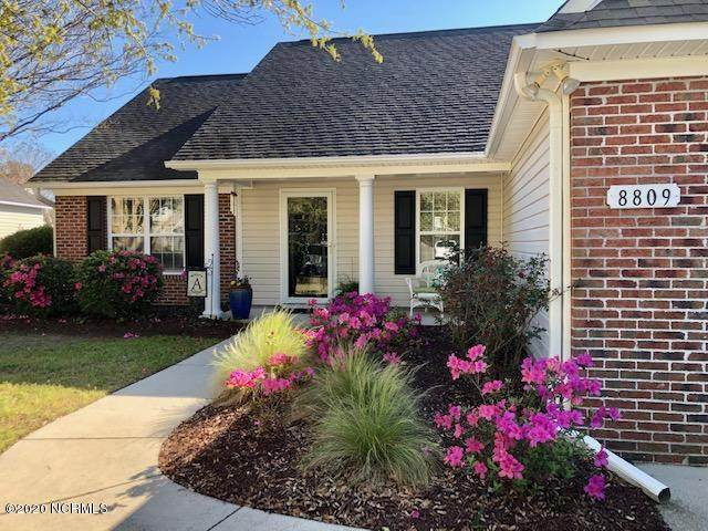 8809 Plantation Landing Drive, Wilmington, NC 28411 (MLS #100185649) :: Vance Young and Associates