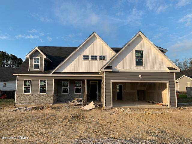 3802 Ramblewood Hill Drive, Wilson, NC 27893 (MLS #100203502) :: Courtney Carter Homes
