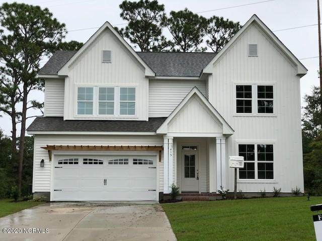 413 Robert E Lee Drive, Wilmington, NC 28412 (MLS #100220071) :: Carolina Elite Properties LHR