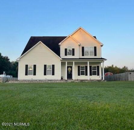 743 Francktown Road, Richlands, NC 28574 (MLS #100291174) :: Berkshire Hathaway HomeServices Prime Properties