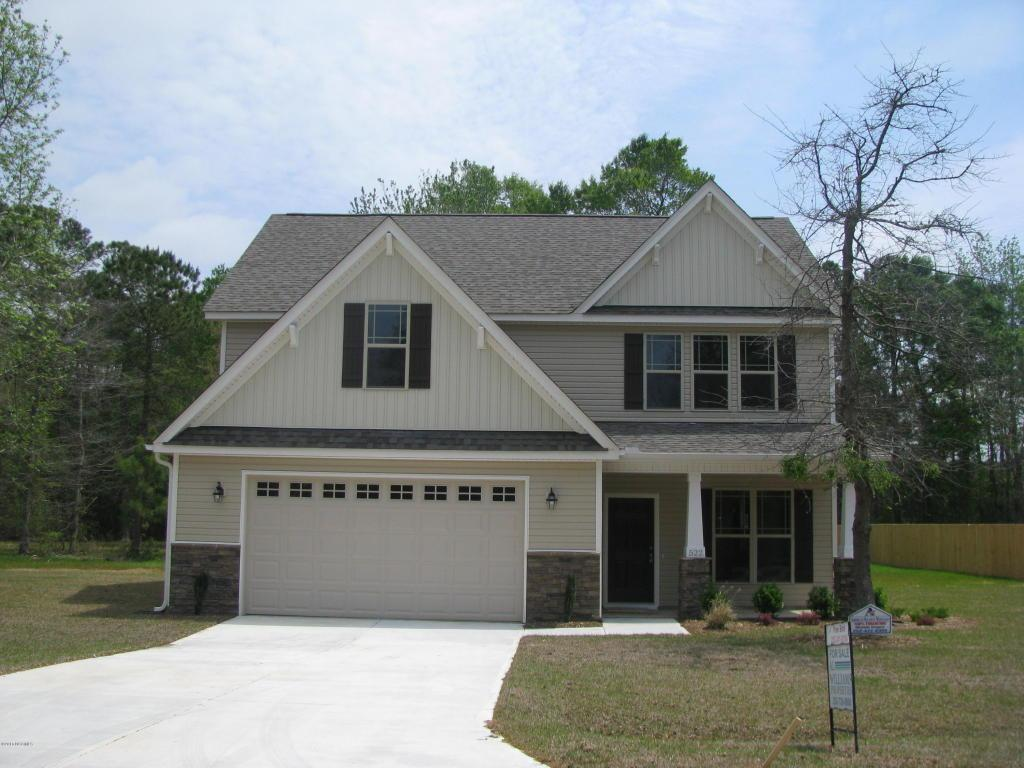522 Park Meadows Drive, Newport, NC 28570 (MLS #11504898) :: Century 21 Sweyer & Associates