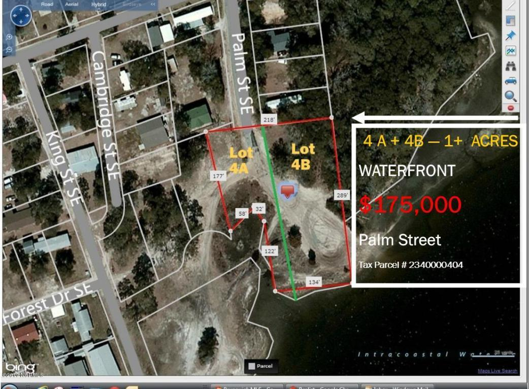 0 Palm Street, Bolivia, NC 28422 (MLS #20695853) :: Century 21 Sweyer & Associates