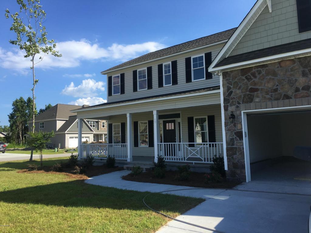 17 Ransom Drive, Hampstead, NC 28443 (MLS #30523514) :: Century 21 Sweyer & Associates