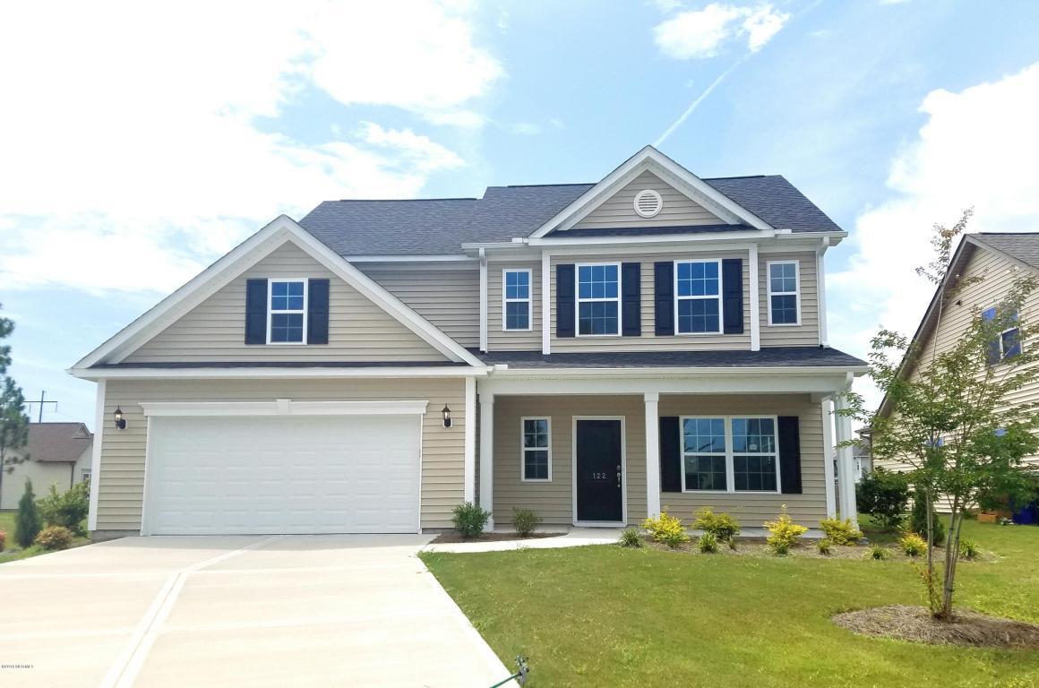 122 Porch Swing Way, Holly Ridge, NC 28445 (MLS #30530258) :: Century 21 Sweyer & Associates