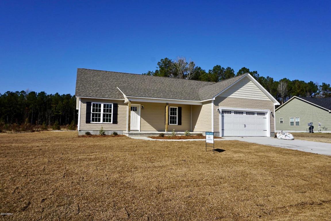 113 Quail Hollow Drive, Jacksonville, NC 28540 (MLS #80166688) :: Century 21 Sweyer & Associates