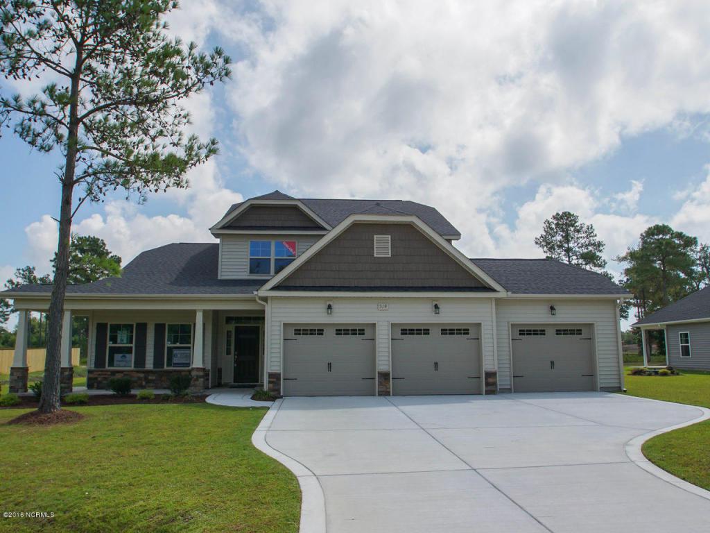 319 Red Cedar Drive #54, Sneads Ferry, NC 28460 (MLS #80173844) :: Century 21 Sweyer & Associates
