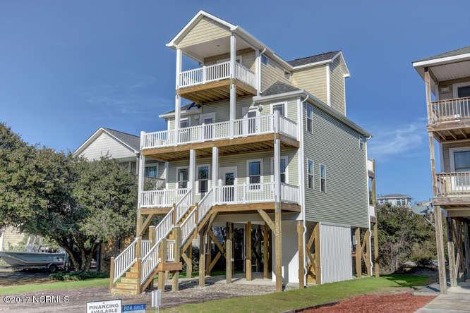 122 Atkinson Road, Surf City, NC 28445 (MLS #80176440) :: Century 21 Sweyer & Associates