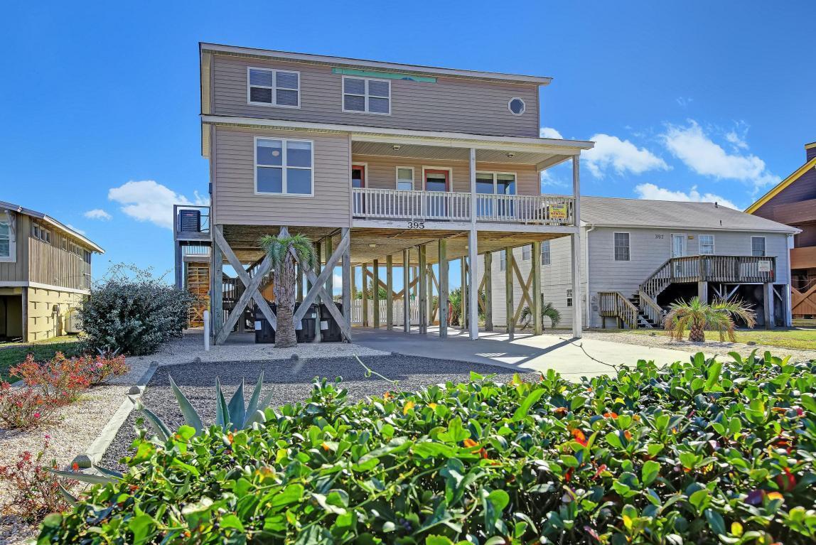 395 Ocean Boulevard W, Holden Beach, NC 28462 (MLS #100003370) :: Century 21 Sweyer & Associates