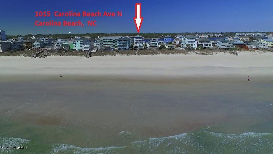 1015 N Carolina Beach Avenue #2, Carolina Beach, NC 28428 (MLS #100005676) :: Century 21 Sweyer & Associates