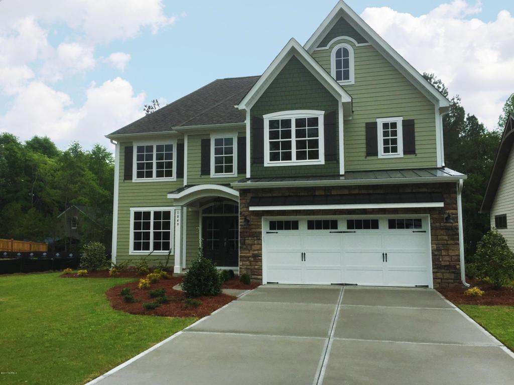 1049 Pandion Drive, Wilmington, NC 28411 (MLS #100007454) :: Century 21 Sweyer & Associates
