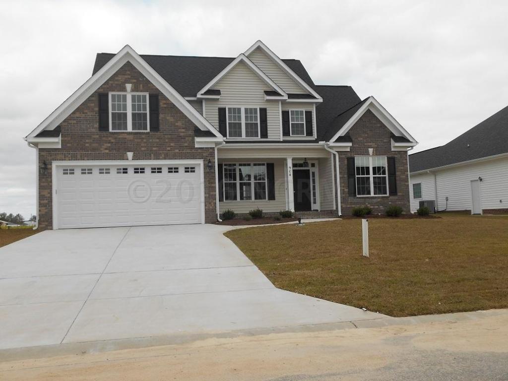 904 Megan Drive, Greenville, NC 27834 (MLS #100008875) :: Century 21 Sweyer & Associates