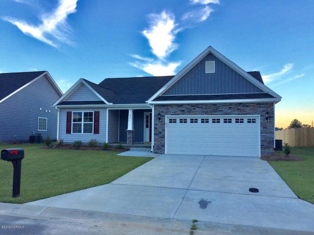 821 Emerald Park Drive, Winterville, NC 28590 (MLS #100013538) :: Century 21 Sweyer & Associates
