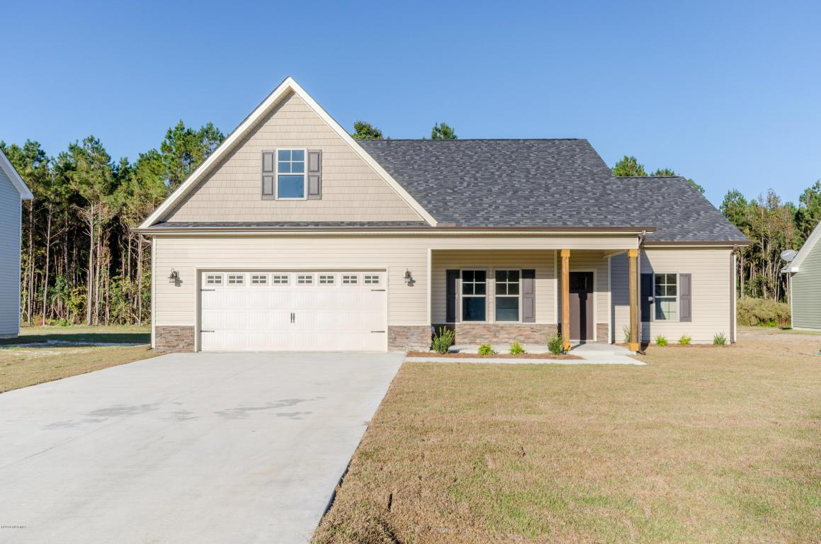 80 Ransom Drive, Hampstead, NC 28443 (MLS #100013628) :: Century 21 Sweyer & Associates