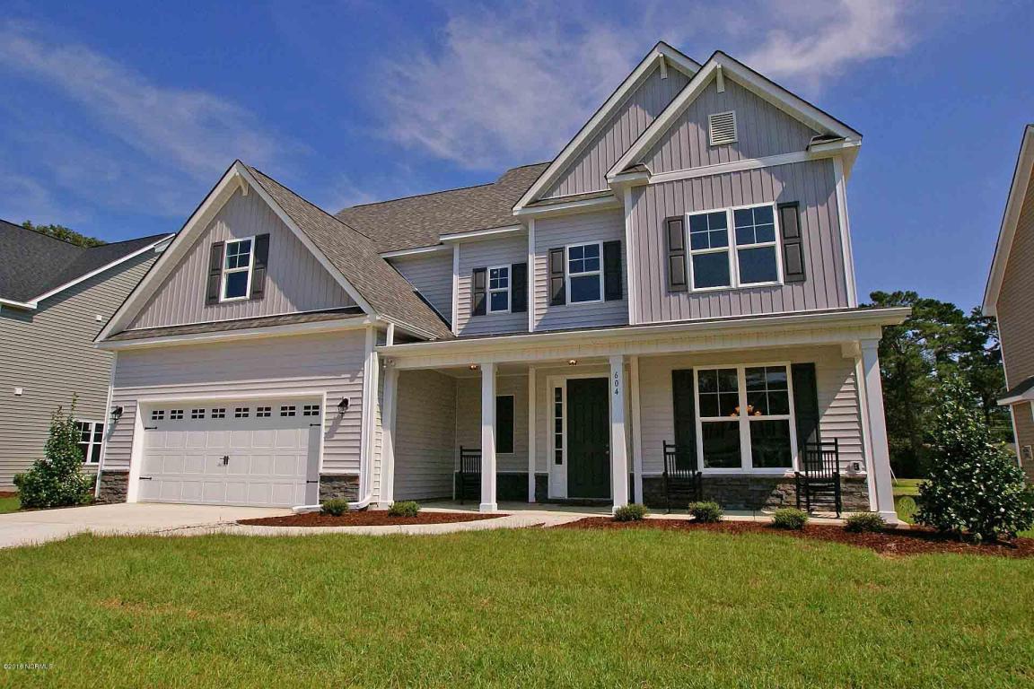 604 W Craftsman Way, Hampstead, NC 28443 (MLS #100014497) :: Century 21 Sweyer & Associates