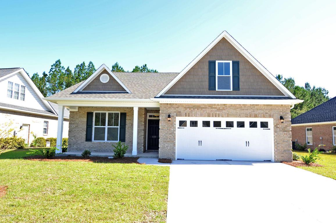 133 Emberwood Drive, Winnabow, NC 28479 (MLS #100014895) :: Century 21 Sweyer & Associates