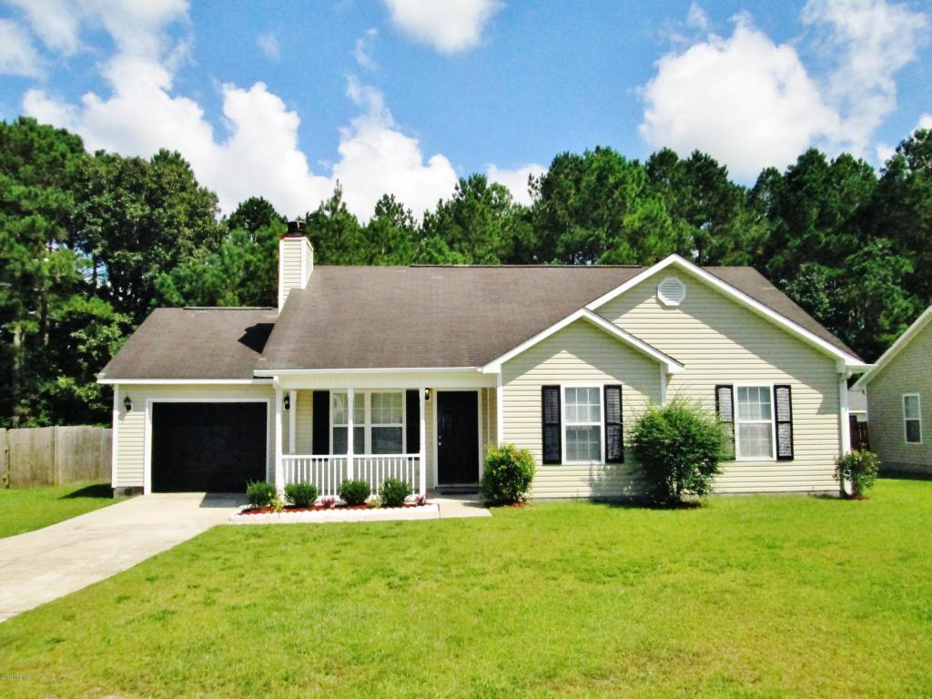 330 Palamino Trail, Jacksonville, NC 28546 (MLS #100014975) :: Century 21 Sweyer & Associates