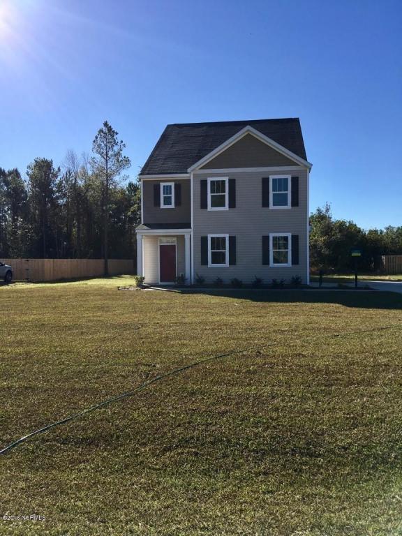 147 Mardella Way, Holly Ridge, NC 28445 (MLS #100016448) :: Century 21 Sweyer & Associates