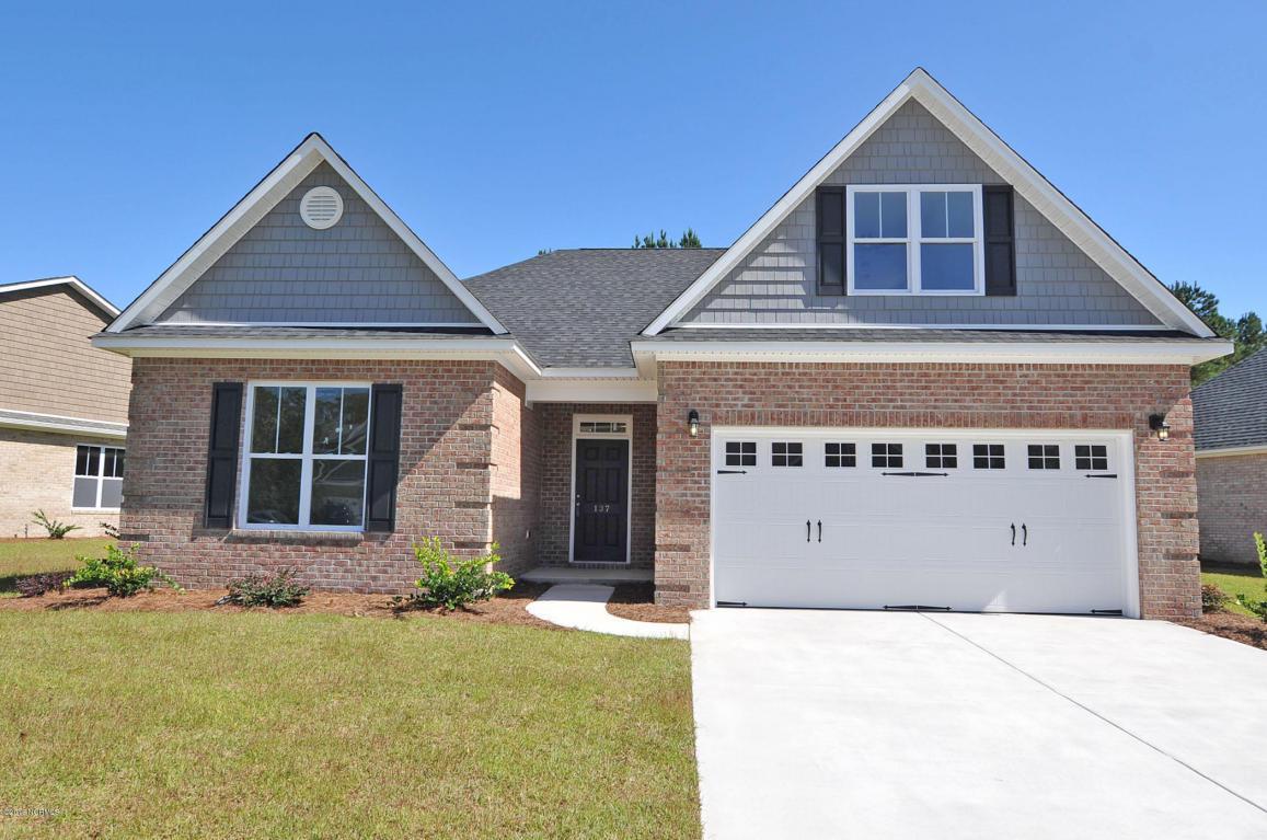 137 Emberwood Drive, Leland, NC 28451 (MLS #100017505) :: Century 21 Sweyer & Associates