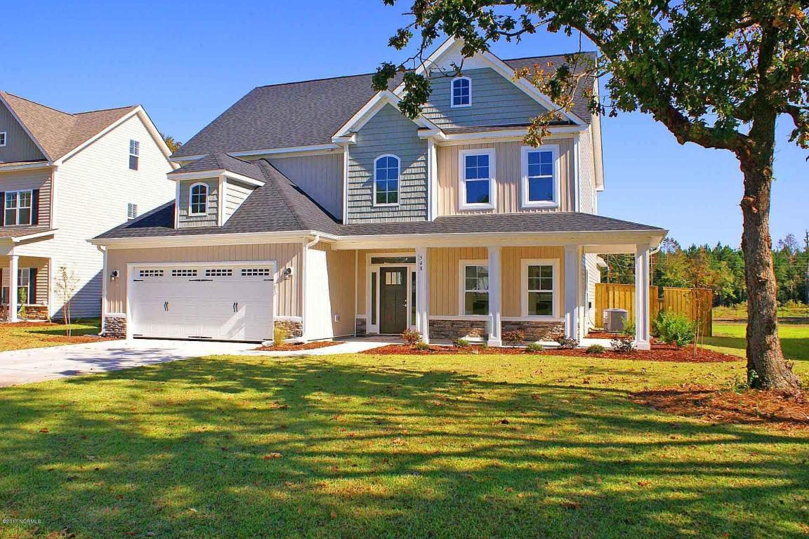 548 W Craftsman Way, Hampstead, NC 28443 (MLS #100017789) :: Century 21 Sweyer & Associates