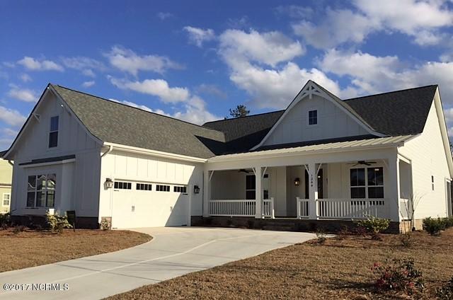 1244 Cross Water Circle, Leland, NC 28451 (MLS #100018596) :: Century 21 Sweyer & Associates
