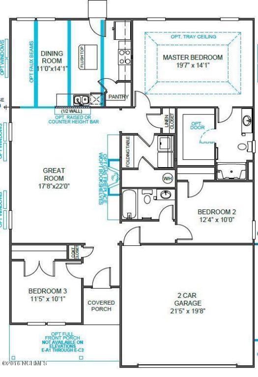 1004 Chickweed Court NW, Calabash, NC 28467 (MLS #100018895) :: Century 21 Sweyer & Associates