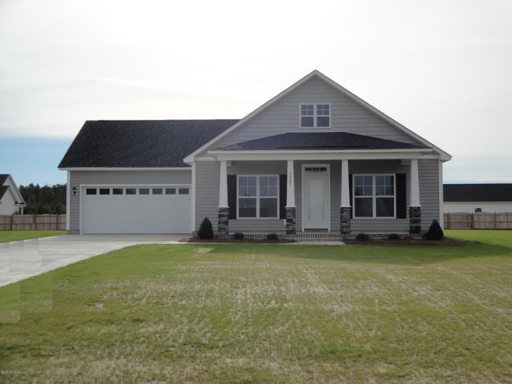 1737 Oak Pointe Drive, Greenville, NC 27834 (MLS #100019250) :: Century 21 Sweyer & Associates