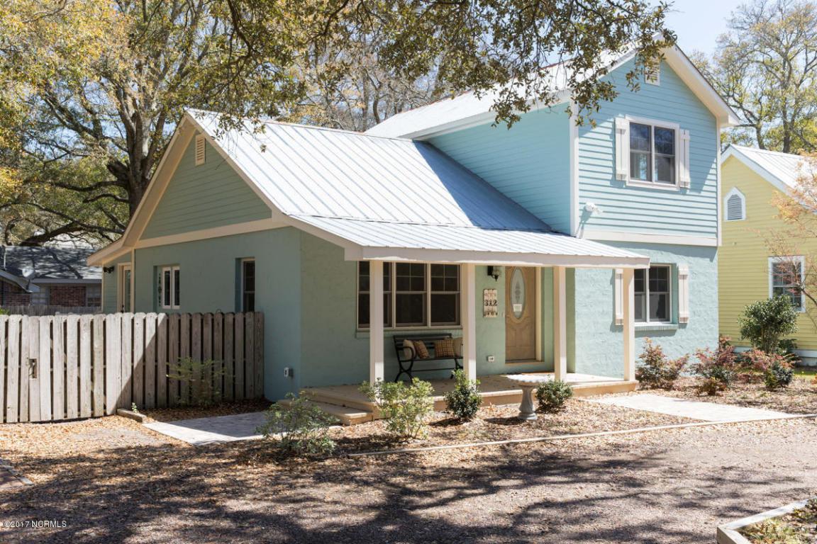 312 College Street, Southport, NC 28461 (MLS #100019605) :: Century 21 Sweyer & Associates