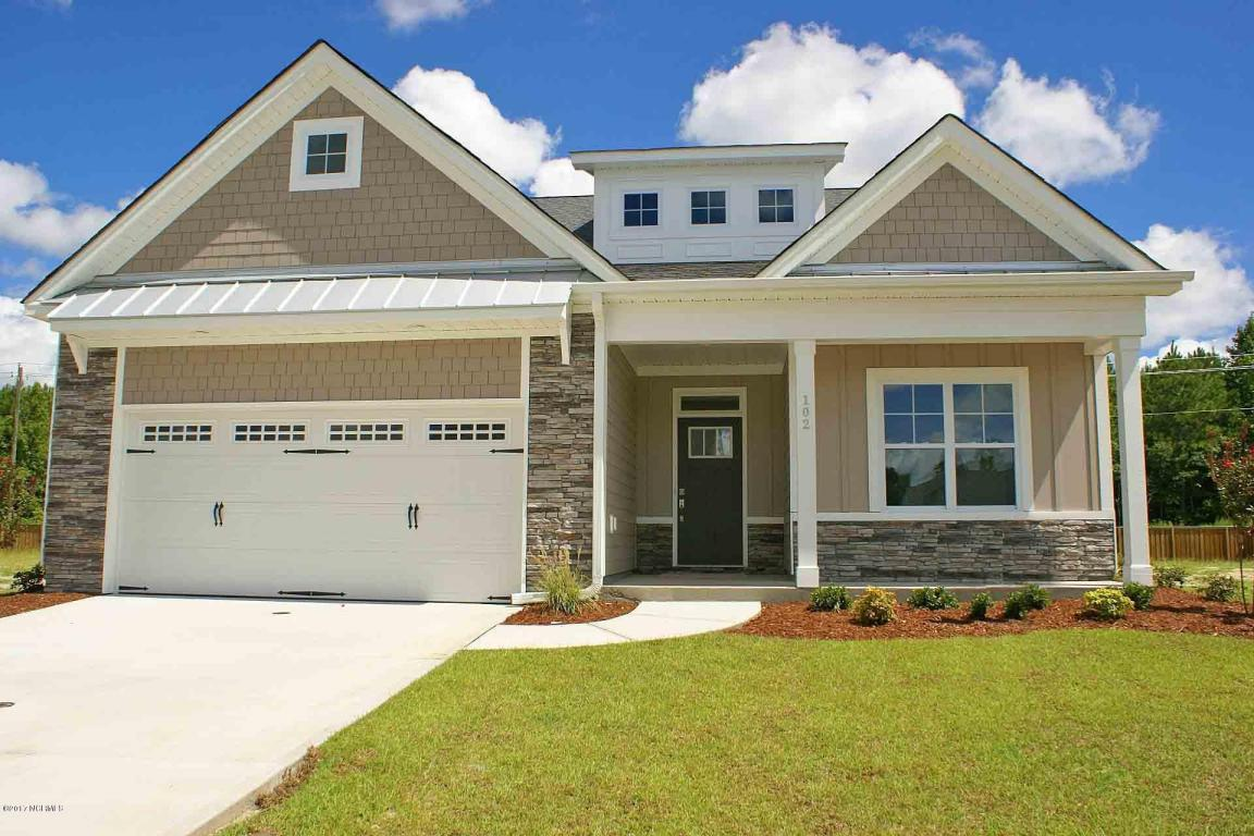 102 N Lamplighters Walk, Hampstead, NC 28443 (MLS #100020773) :: Century 21 Sweyer & Associates