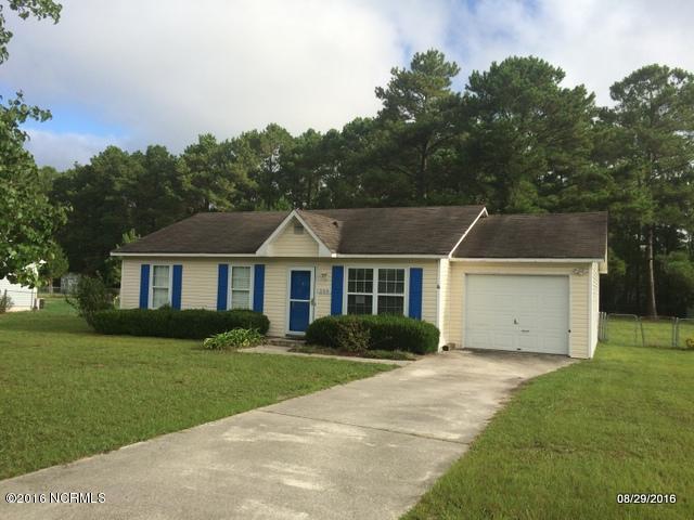 255 Sandridge Road, Hubert, NC 28539 (MLS #100022557) :: Century 21 Sweyer & Associates
