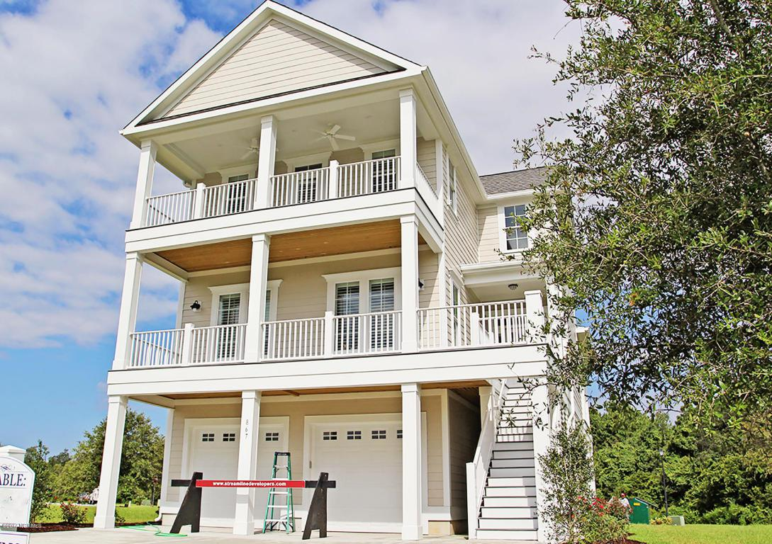 867 Cannonsgate Drive, Newport, NC 28570 (MLS #100025043) :: Century 21 Sweyer & Associates