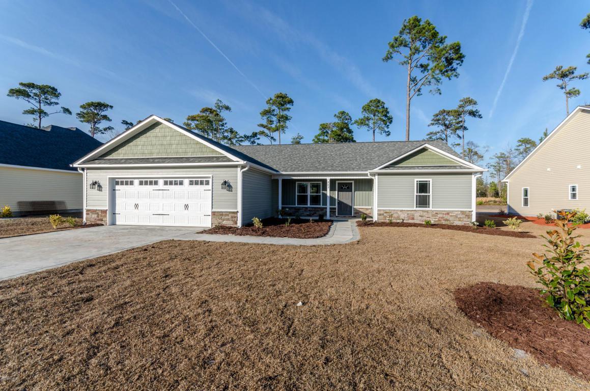 243 Marsh Haven Drive, Sneads Ferry, NC 28460 (MLS #100026526) :: Century 21 Sweyer & Associates