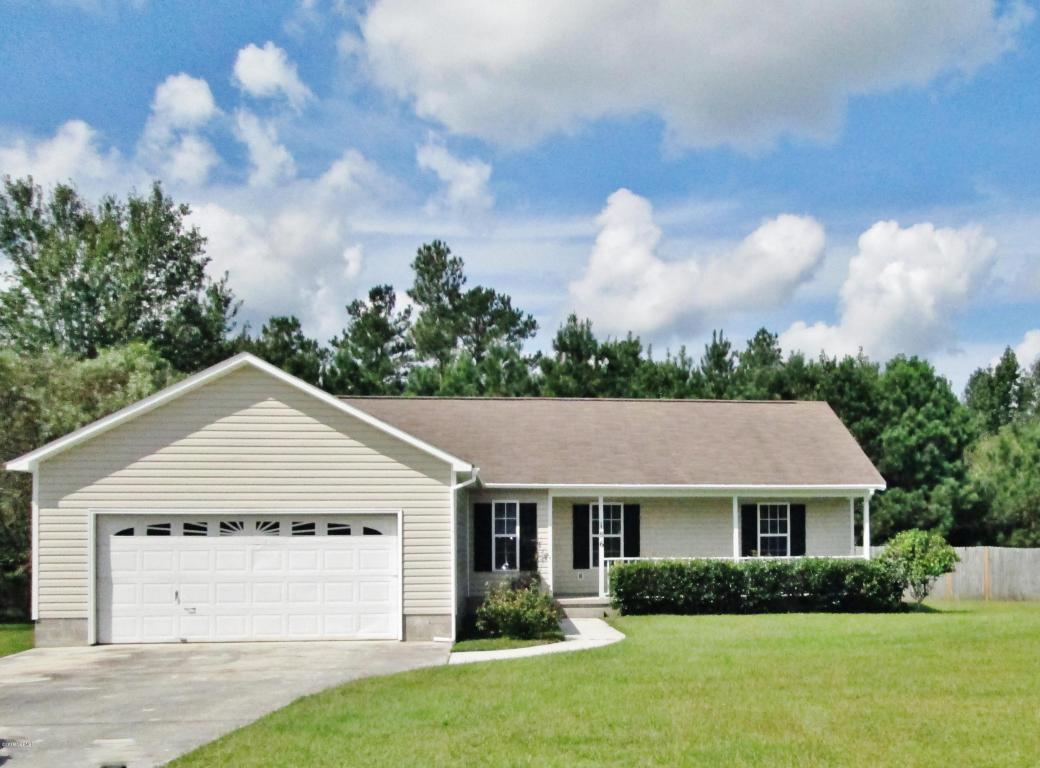 186 Liberty Park Road, Jacksonville, NC 28540 (MLS #100027834) :: Century 21 Sweyer & Associates