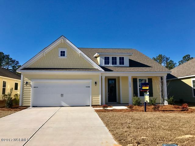 7666 Vancouver Court Lot 230, Wilmington, NC 28412 (MLS #100029411) :: Century 21 Sweyer & Associates