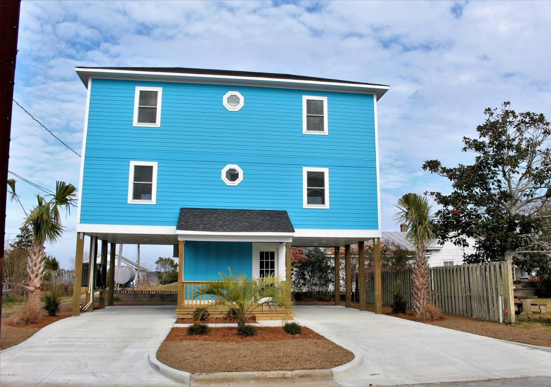 802 Bay Street, Morehead City, NC 28557 (MLS #100029851) :: Century 21 Sweyer & Associates