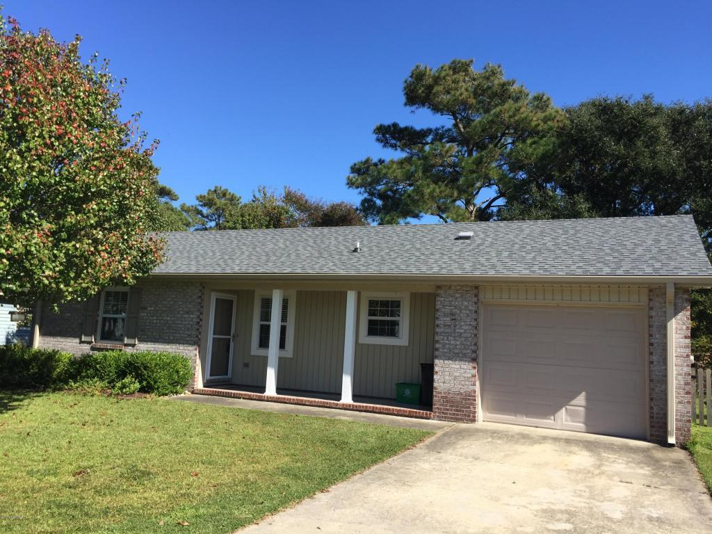 125 Briar Patch Drive, Beaufort, NC 28516 (MLS #100031594) :: Century 21 Sweyer & Associates