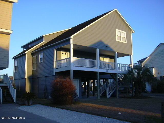 22 Union Street, Ocean Isle Beach, NC 28469 (MLS #100042880) :: Century 21 Sweyer & Associates