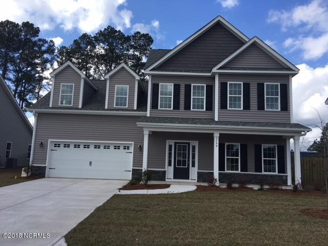 3749 Stormy Gale Place, Wilmington, NC 28405 (MLS #100059839) :: The Keith Beatty Team