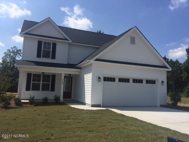 109 Emerson Lane, Sneads Ferry, NC 28460 (MLS #100071018) :: Century 21 Sweyer & Associates