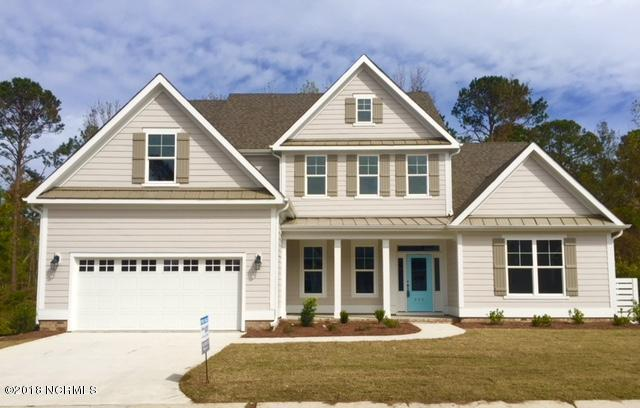 935 Baldwin Park Drive, Wilmington, NC 28411 (MLS #100111929) :: Vance Young and Associates